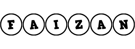 Faizan handy logo