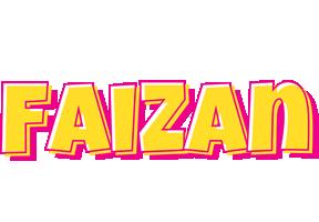 Faizan kaboom logo