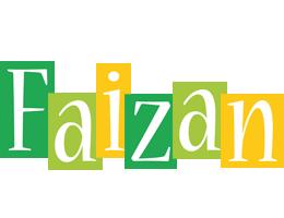 Faizan lemonade logo