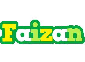 Faizan soccer logo