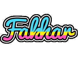 Fakhar circus logo
