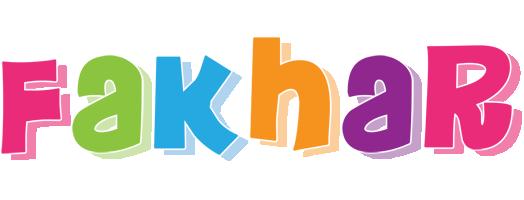 Fakhar friday logo