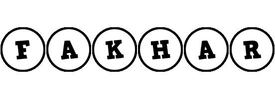 Fakhar handy logo