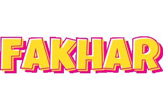 Fakhar kaboom logo