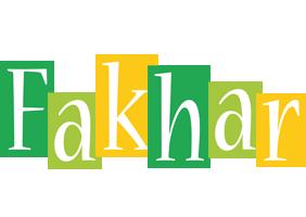 Fakhar lemonade logo