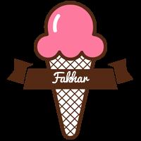 Fakhar premium logo