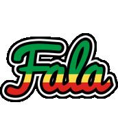 Fala african logo