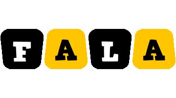 Fala boots logo
