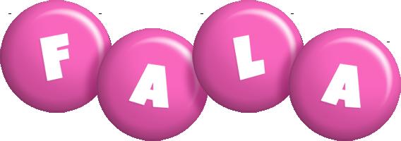 Fala candy-pink logo