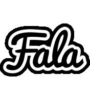 Fala chess logo