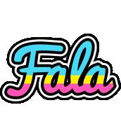 Fala circus logo