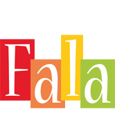 Fala colors logo