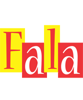 Fala errors logo