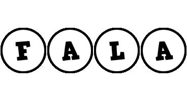 Fala handy logo