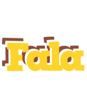 Fala hotcup logo