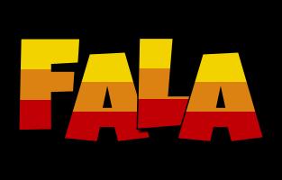 Fala jungle logo