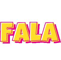 Fala kaboom logo