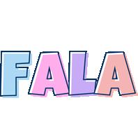 Fala pastel logo