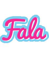 Fala popstar logo