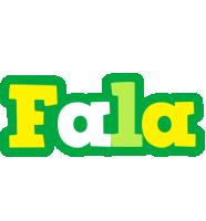 Fala soccer logo