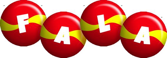 Fala spain logo