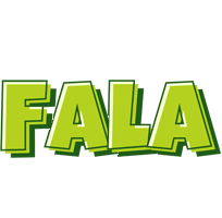 Fala summer logo