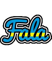 Fala sweden logo