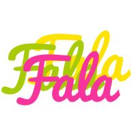 Fala sweets logo