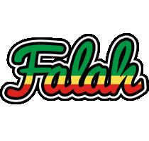 Falah african logo