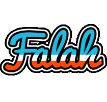 Falah america logo