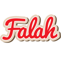Falah chocolate logo
