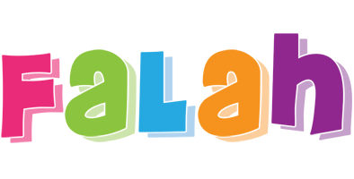 Falah friday logo