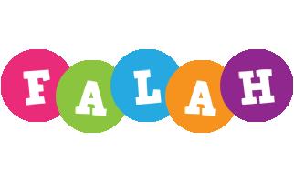 Falah friends logo