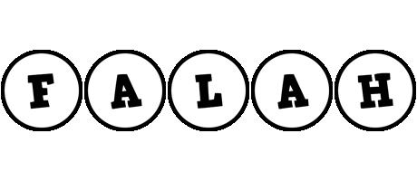 Falah handy logo