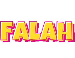 Falah kaboom logo