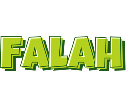 Falah summer logo