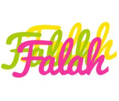 Falah sweets logo