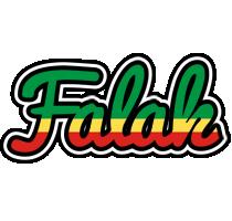 Falak african logo