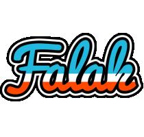 Falak america logo