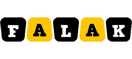 Falak boots logo
