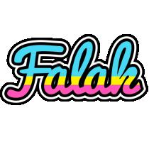 Falak circus logo