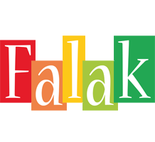 Falak colors logo