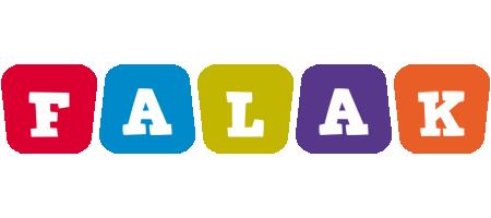 Falak daycare logo