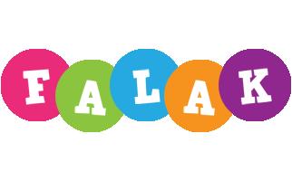 Falak friends logo
