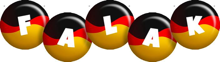 Falak german logo