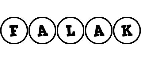 Falak handy logo