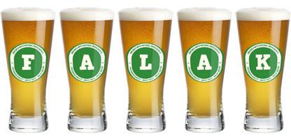 Falak lager logo