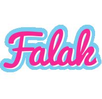 Falak popstar logo