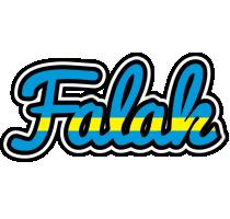 Falak sweden logo