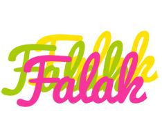 Falak sweets logo